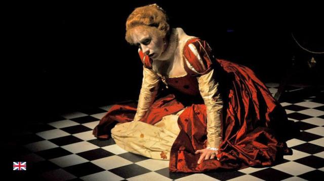 Thespis - I, Elizabeth mit Rebecca Vaughan