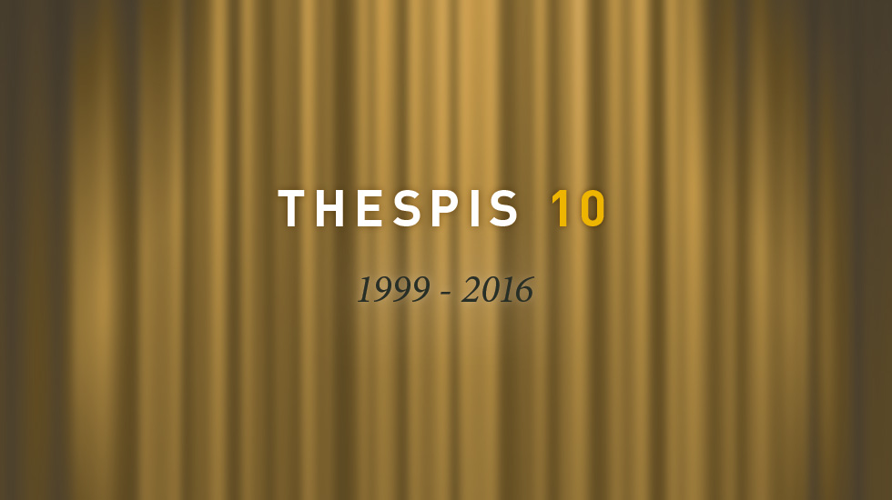 Thespis - 10. Internationales Monodrama Festival 2016