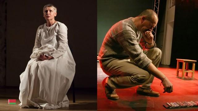 Thespis - Secondhand-Zeit mit Elena Dudich & Vladimir Petrovich