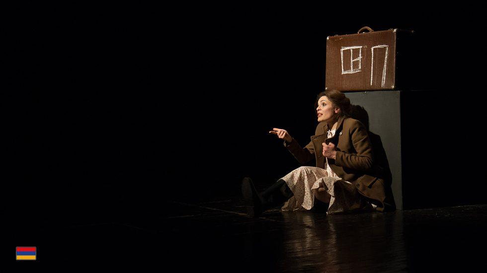 """Thespis 11 - Narine Grigoryan """"Meine Familie ist in meinem Koffer"""""""