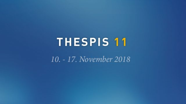 Thespis - International Monodrama Festival 2018