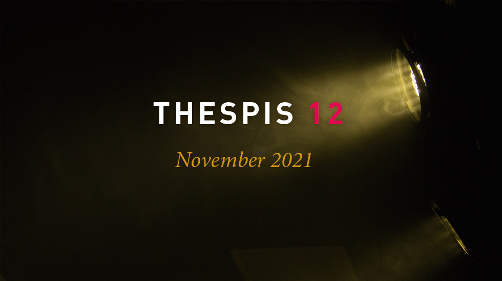 Thespis - Internationales Monodrama Festival 2021